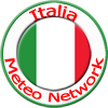 sticker Italia Metero Network